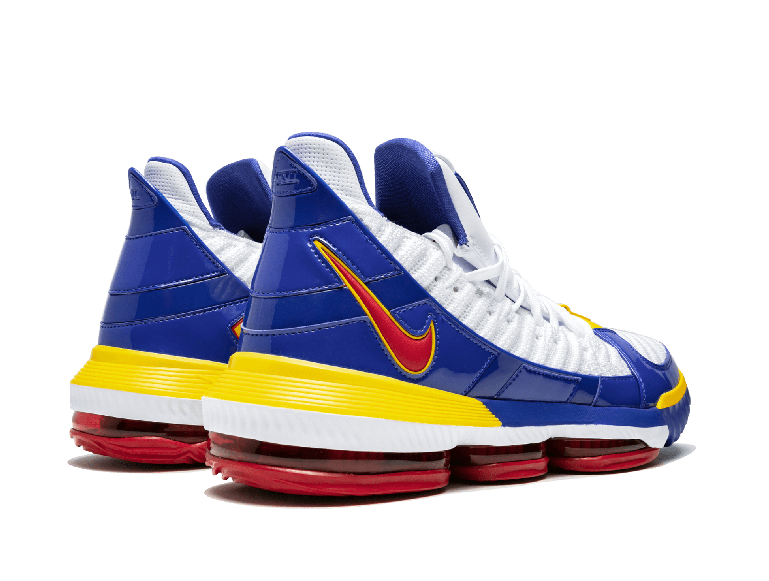 lowest price 4aa5d 528f3 Nike Lebron 16