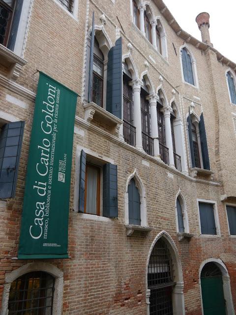 Maison de Carlo Goldoni