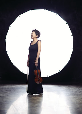 Kyung Wha Chung (Photo Woman Chosun)