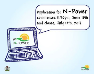 npower commences for june-july 2017