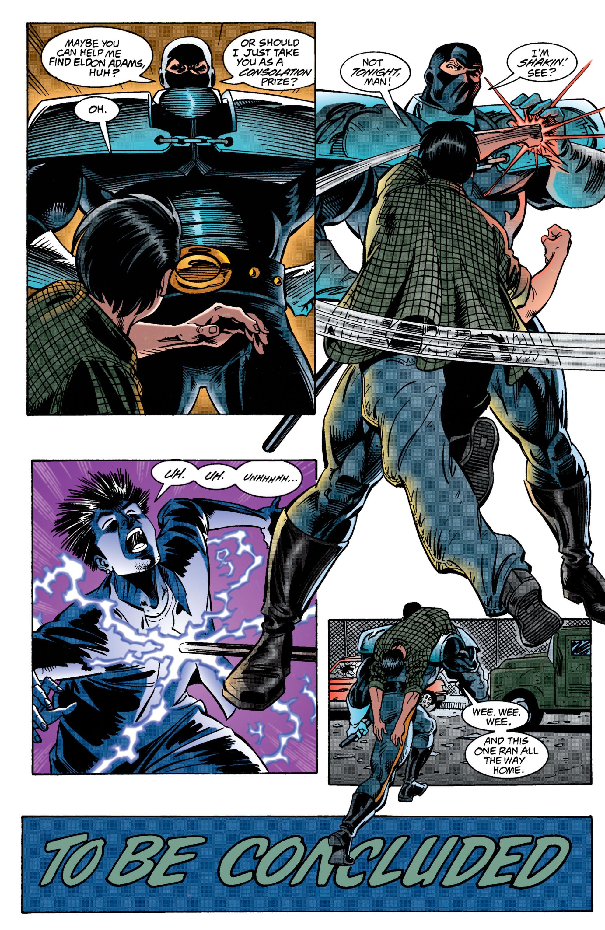 Detective Comics (1937) 698 Page 21