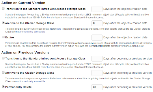 Brian Beach: My Cloud EX2 Backup to Amazon S3