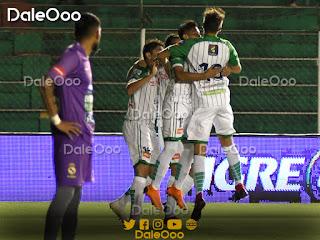 Oriente Petrolero venció a Real Potosí 2 a 1 - DaleOoo