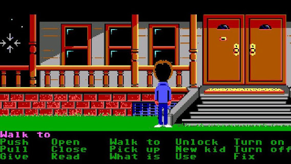 Maniac Mansion ScreenShot 02