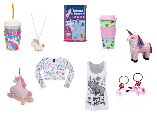 Unicorn wishlist