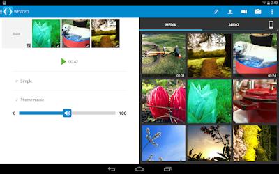9 Aplikasi  Edit  Video   Terbaik untuk Andoid