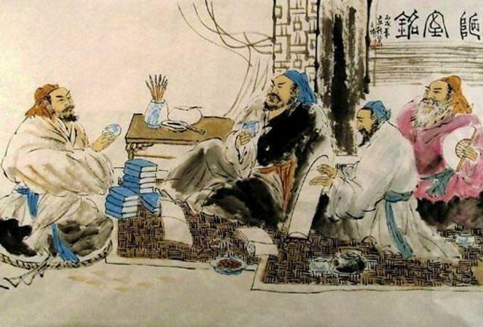 中一文言文閱讀理解訓練:劉禹錫《陋室銘》|中文筆記|尤莉姐姐的反轉學堂
