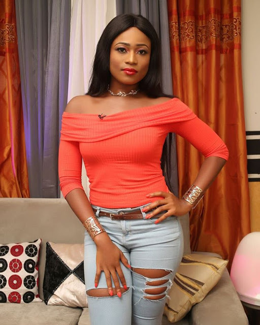 'I Released My Nude Photos To Beat Blackmailers- Christabel Ekeh