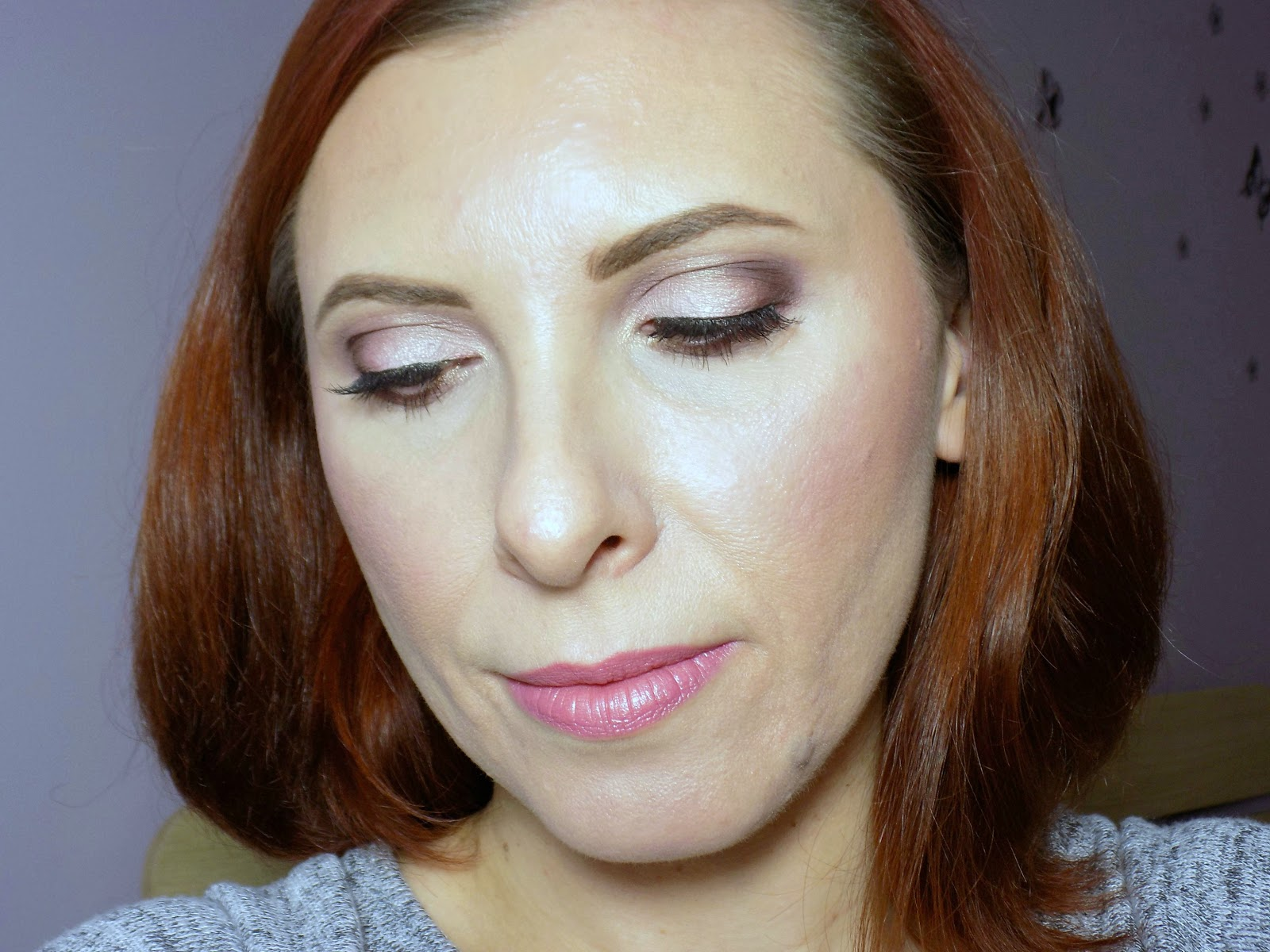 Soft Spring makeup look