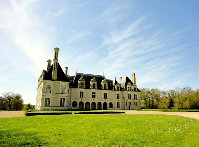 Château de Beauregard, Loire Valley, France