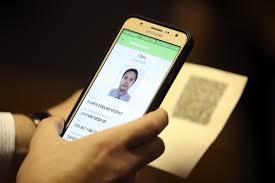 Versão eletrônica da carteira de motorista é lançada e já pode ser usada