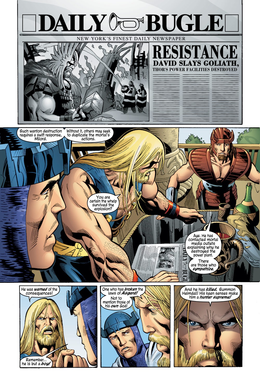 Thor (1998) Issue #56 #57 - English 17