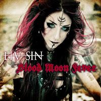 """Το single των Liv Sin """"Blood Moon Fever"""""""