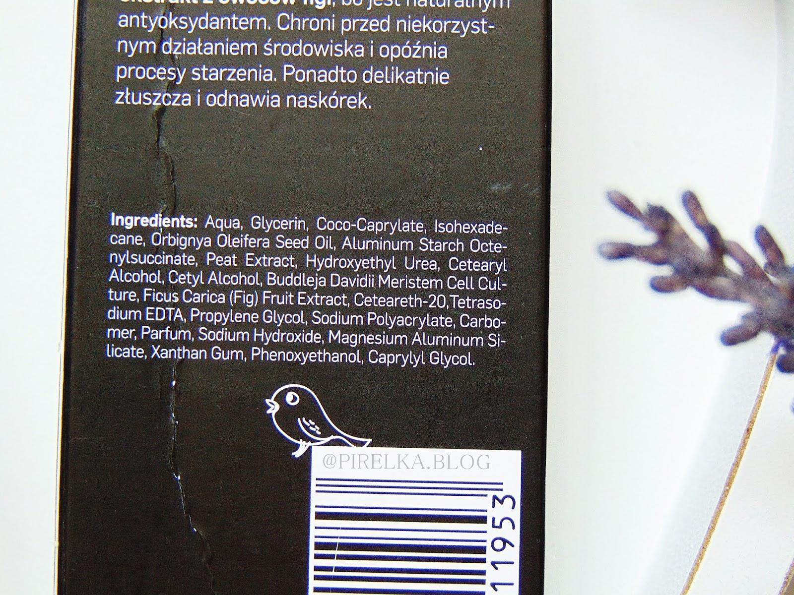 Nature Story by Tołpa, Krem-maska do nocnej regeneracji