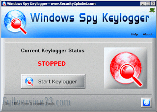 Windows Spy Keylogger 2.0
