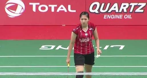 Tunggal Putri German Open GPG