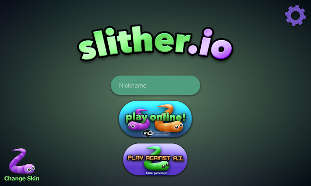 تحميل لعبة الثعبان slither.io سلذريو رابط مباشر