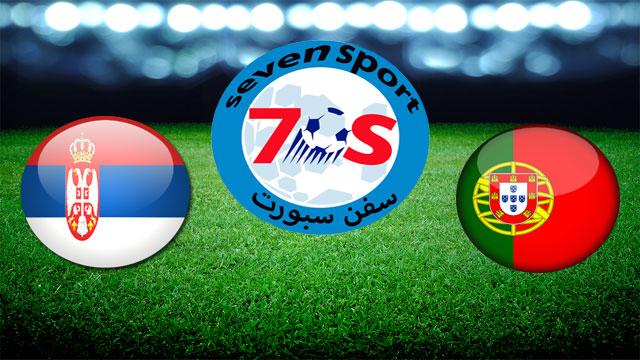 موعدنا مع مباراة البرتغال وصربيا  بتاريخ 25/03/2019 التصفيات المؤهلة اليورو 2020