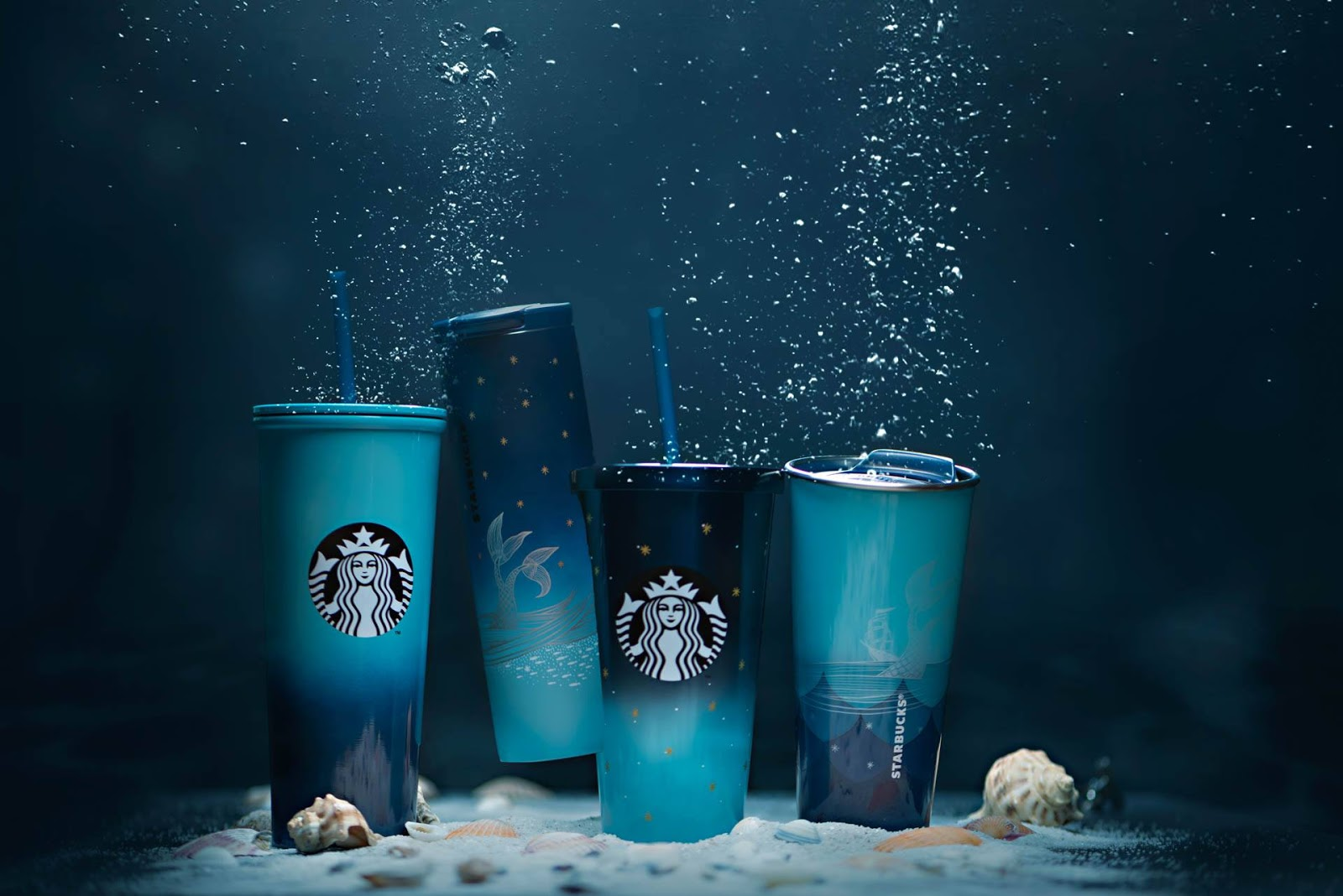 Starbucks Philippines Celestial Siren Collection Jexx Hingo