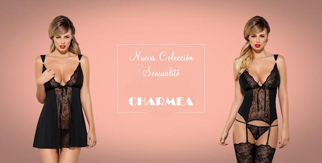 Novedad en Sensualité, Charmea Obsessive