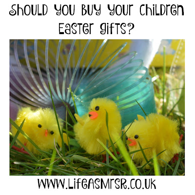 Should you buy your children Easter presents?
