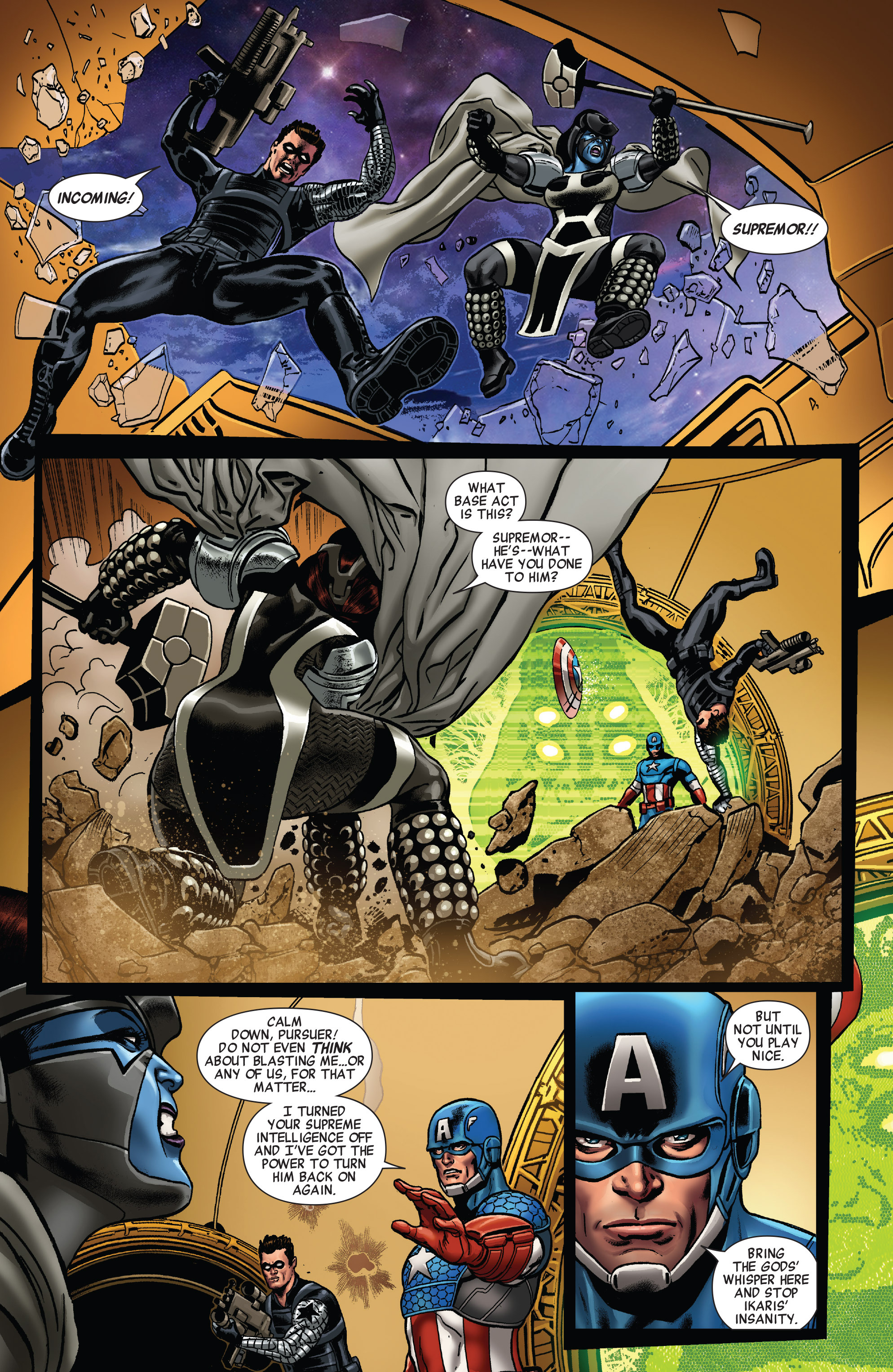 Read online All-New Invaders comic -  Issue #5 - 14