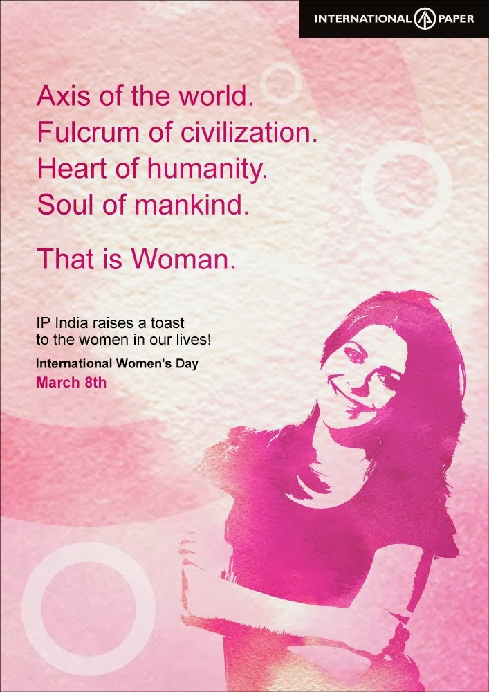 Mind Blowing Resources 23 Creative And Inspiring Women S Day Ads