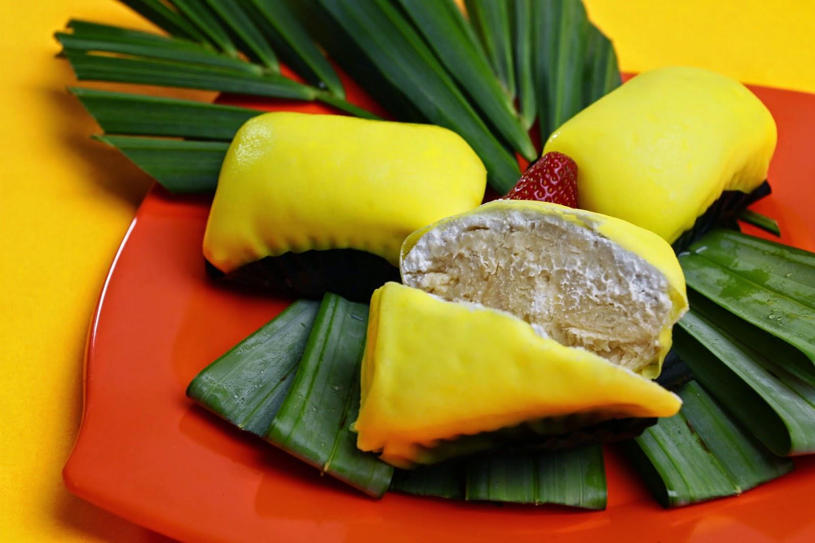 Resep Kue Pancake Durian Medan Yang Paling Terkenal