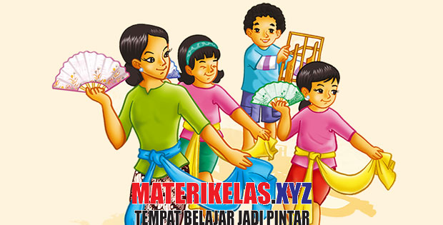Rangkuman Materi Kelas 3 Pelajaran SBK Semester 1/2
