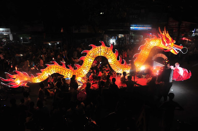 Vietnam's greatest lantern parade in celebration of full-moon festival to take place in Tuyen Quang province 1