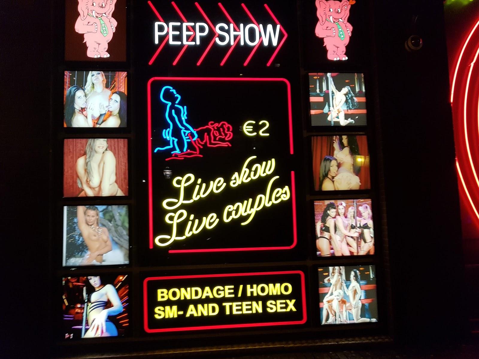 live in studio del sesso di amsterdam