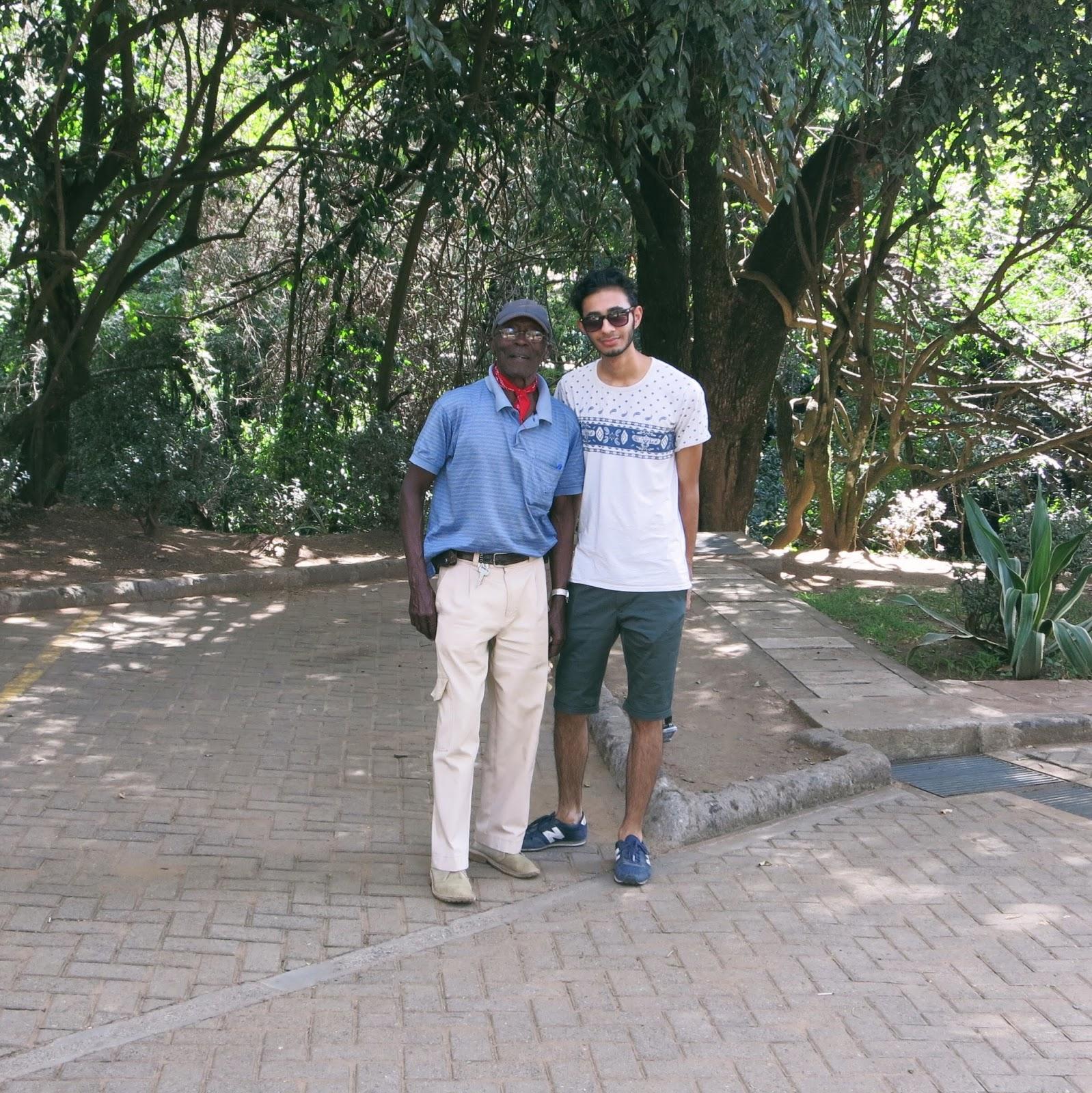 Safari Salman Dean