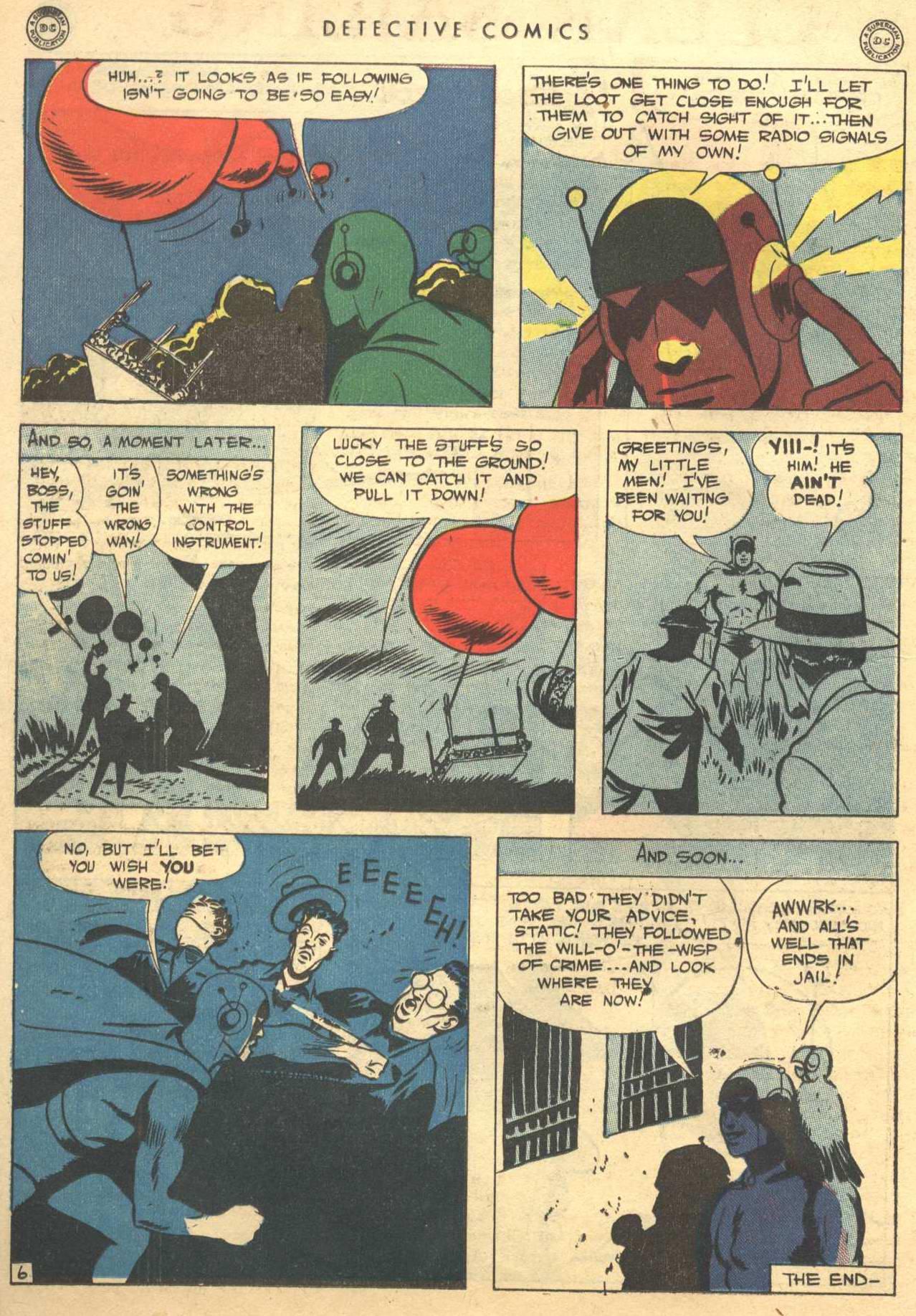 Read online Detective Comics (1937) comic -  Issue #104 - 36