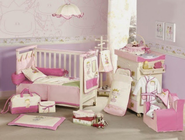 baby room color ideas for girl
