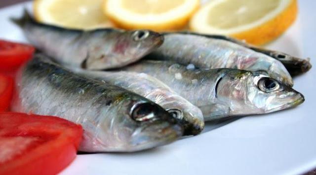 Ikan sardin dapat menjaga kadar kolesterol dalam tubuh [image by health.liputan6.com]