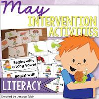 https://www.teacherspayteachers.com/Product/Intervention-Activities-for-May-2521533