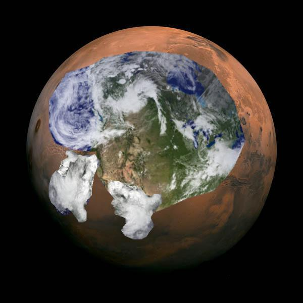 Terraforming Of Mars: Future And Cosmos: Mars Reborn: A Science Fiction Story