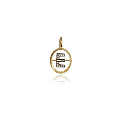 Annoushka Alphabet E Pendant