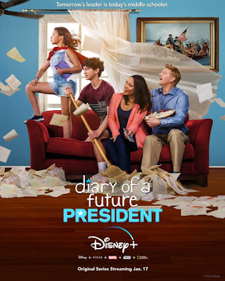 Diary of a Future President Disney+
