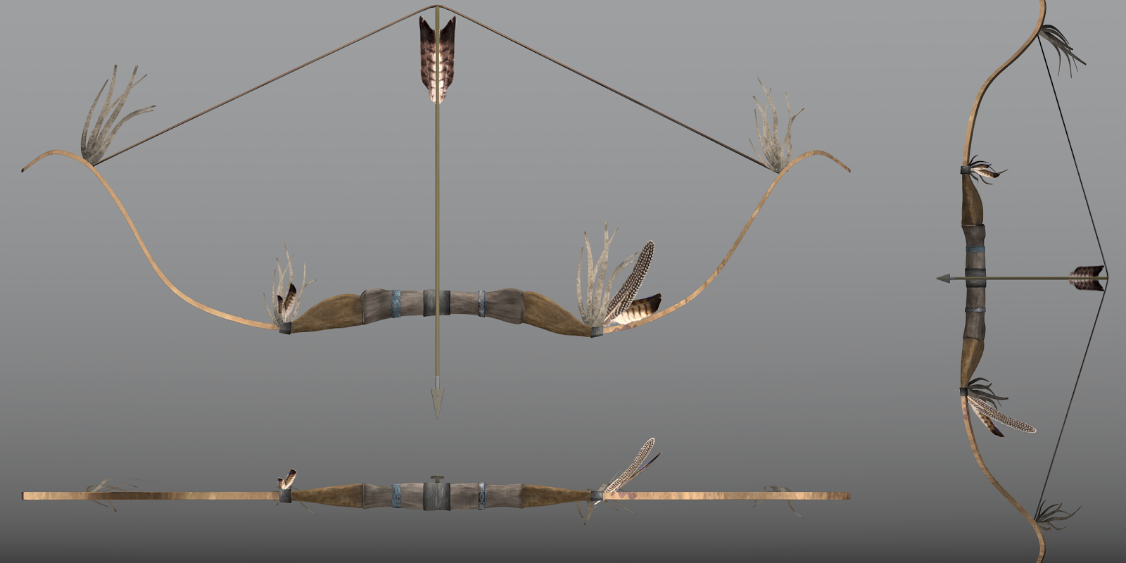 Kim McCarthy - 3D CG Artist - kimbobcg: Building and ...
