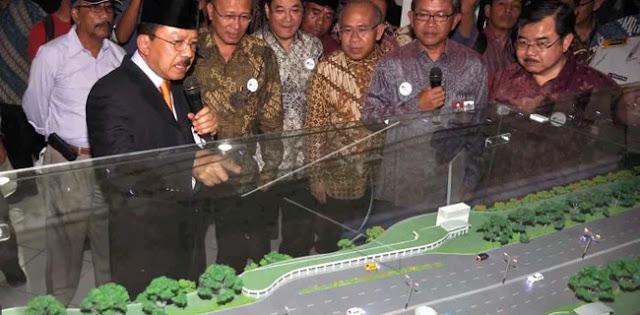 Jokowi Klaim MRT Berkat Keputusannya, Sejarah: Foke <i>Groundbreaking</i> Tahun 2012
