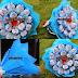 Bouquet Flanel Doraemon Murah