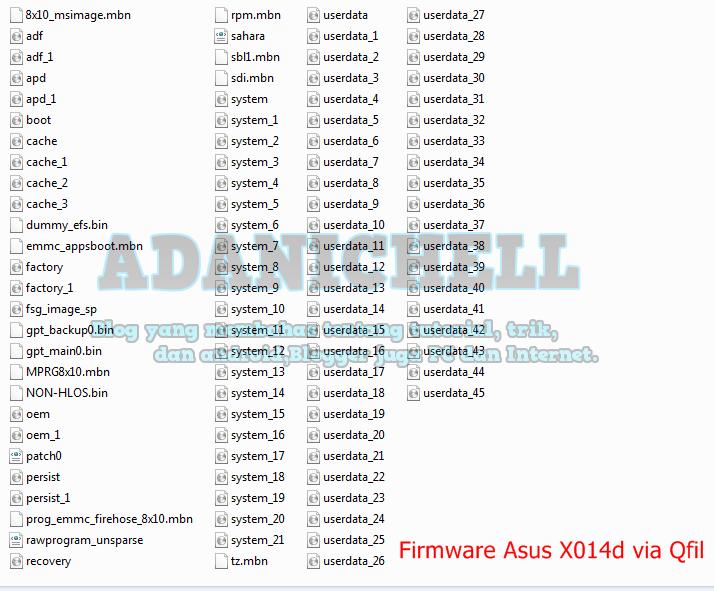 X014d Firmware