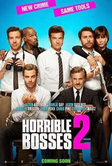 Horrible Bosses 2 (2014) English Movie Poster