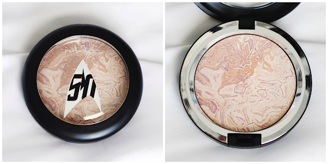 MAC Star Trek Luna Luster Trip the Light Fantastic Powder
