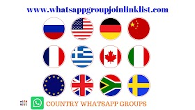 Country WhatsApp Group Join Link List