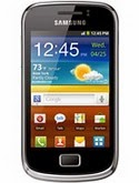 Samsung Galaxy mini 2 S6500 Specs