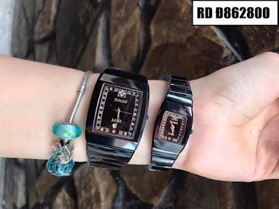 Đồng hồ cặp đôi Rado RD Đ862800