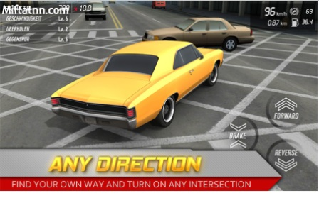 Game Balap Mobil Terbaik Android Streets Unlimited MOD APK