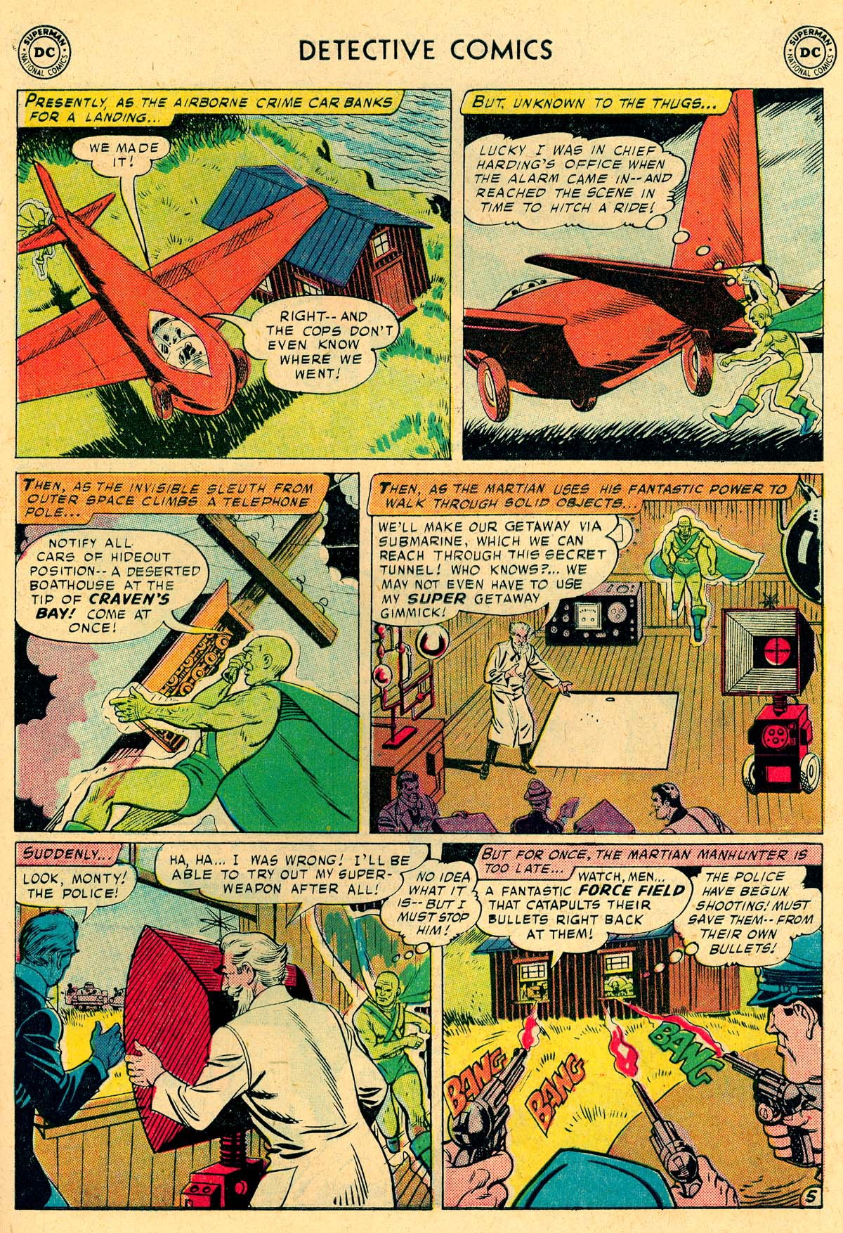 Detective Comics (1937) 259 Page 30